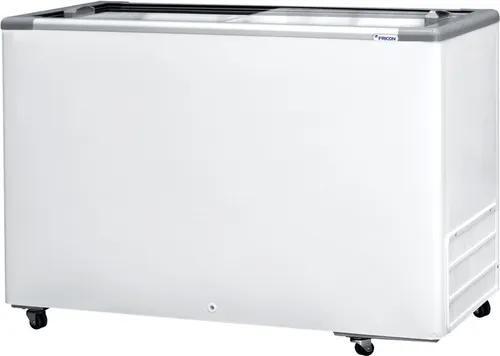 Freezer Sorvete Horizontal Tampa De Vidro Fricon Hceb411