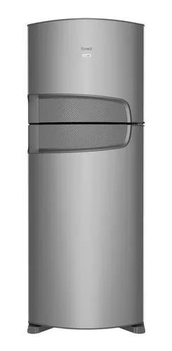 Geladeira consul crm54bk frost free duplex 441l inox 110v