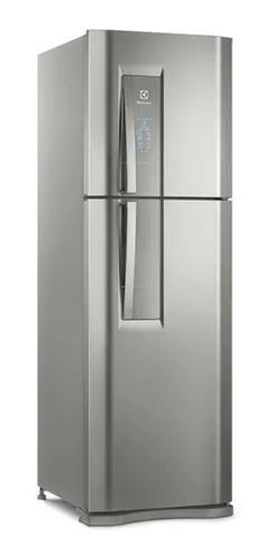 Geladeira electrolux 2 portas frost free 402l platinum df44s