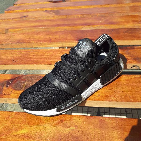 Tênis adidas nmd preto/branco 41