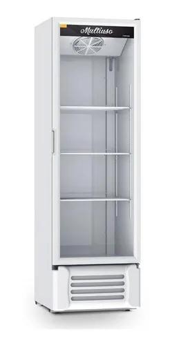 Visa refrigerador multiuso 400l porta vidro vcm400 refrimate
