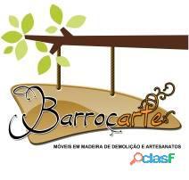 Barrocarte   madeira demolição | madeira de demolição   móveis rústicos barrocarte