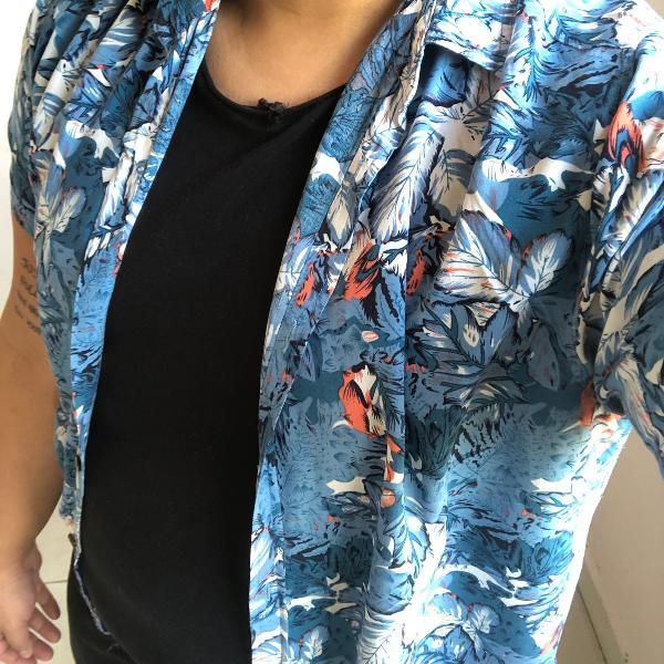 Camisa all print florida baw