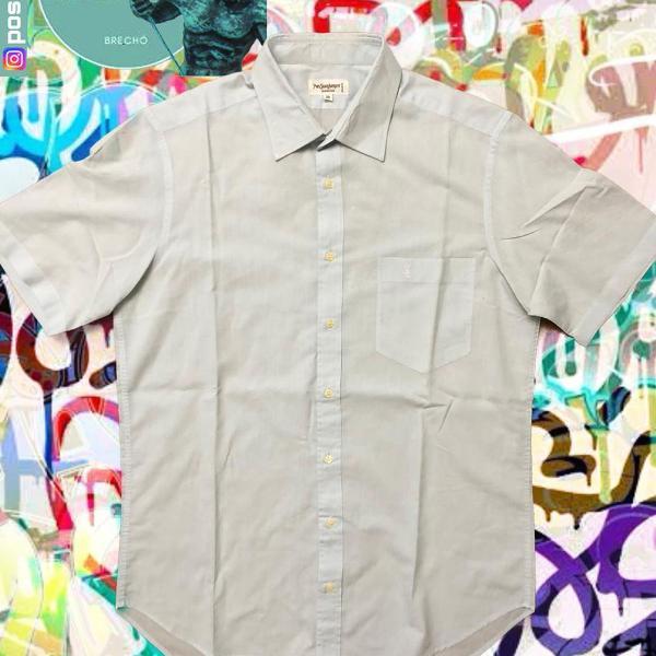 Camisa yves saint laurent - original - size m