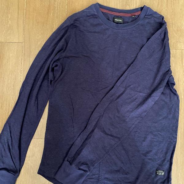 Camiseta manga longa diesel
