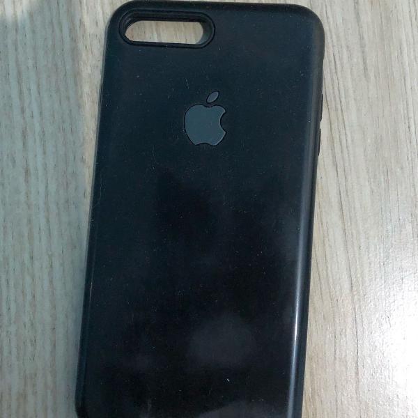 Case silicone iphone 7/8 plus