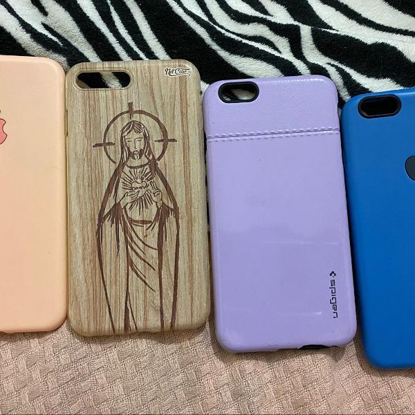 Kit case iphone 6s plus / iphone 7 plus