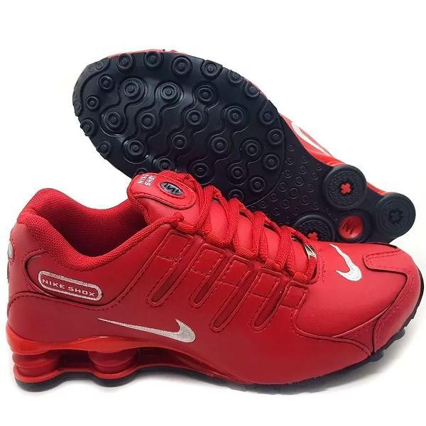 Nike shox nz masculino tenis nike novo na caixa a pronta