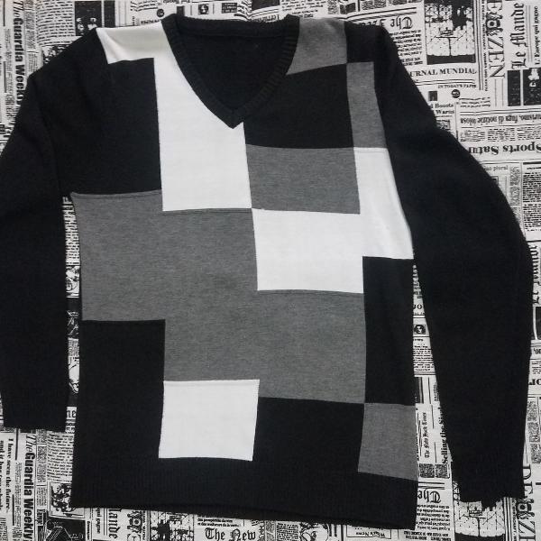 Suéter masculino (p)