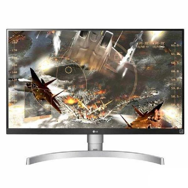 "Monitor lg 27"" uhd 4k ips displayhdr 27ul650 preto"