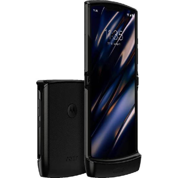 "Smartphone motorola 6.2"" razr 128gb dual chip android 4g"
