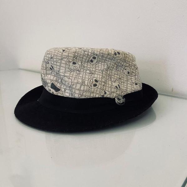 Chapéu jack skellington original pouco usado