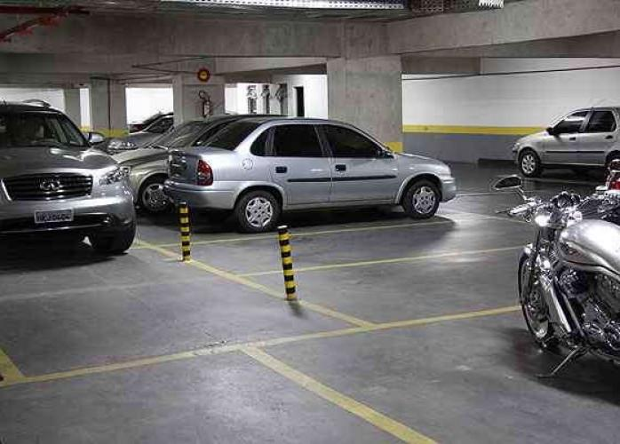 Estacionamento tipo garagem na vila olímpia - são paulo.