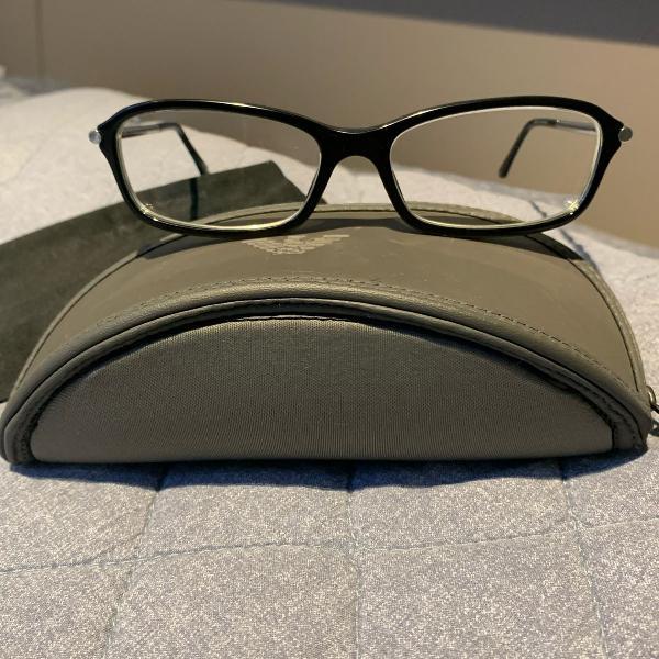 Armação óculos empório armani