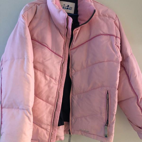 Casaco de neve rosa - girls 14 ou p adulto