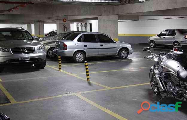 Estacionamento tipo garagem na vila olímpia   são paulo.