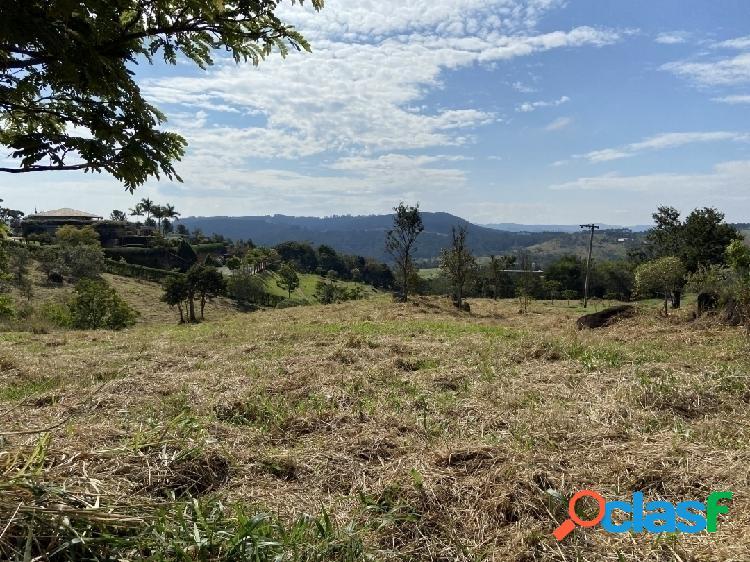 Terreno com 23.000m² - condomínio rural - joaquim egídio