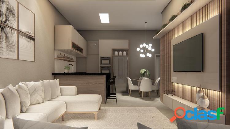 Ap. com 2 dormitórios/2 suites - térreo