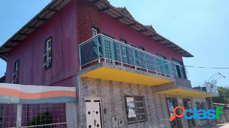 Centro de buritizeiro|vendo casa com terreno 1.038m2