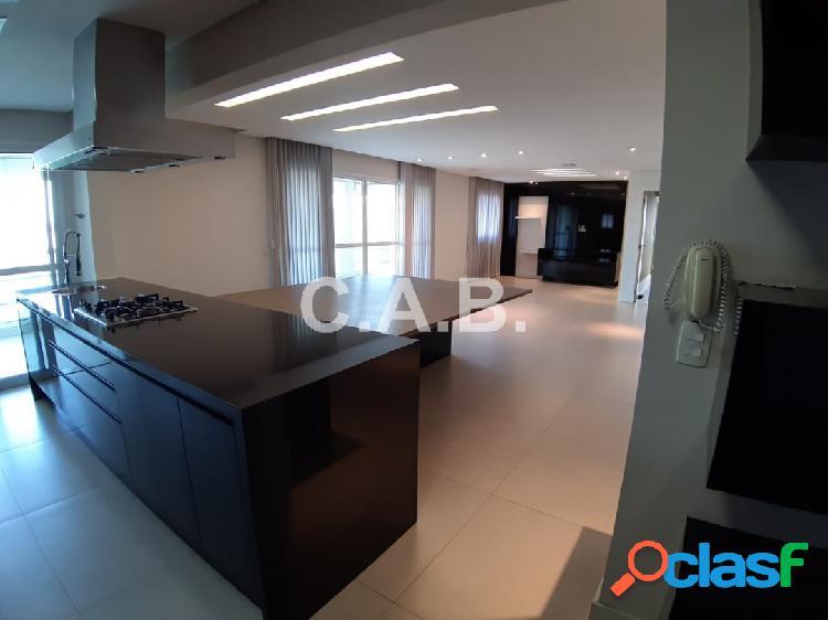 Apartamento para locação condomínio ereditá alphaville