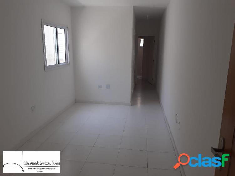 Apartamento s/cond.2 dorms.1 suíte - 1 vaga - bairro silveira - santo andré