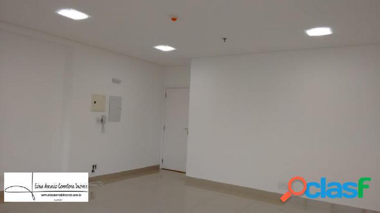 Sala comercial 37m², no centro, são bernardo do campo, sp!