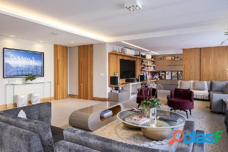 Parte plana da al. casa branca - 3 suítes - 275 m² - excepcional !!!