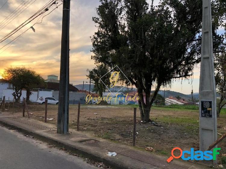 Terreno de esquina localizado no bairro sertão do maruim - são josé -sc