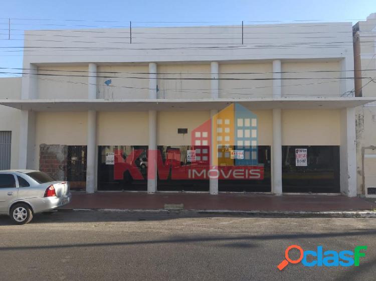 Aluga-se prédio comercial no centro de mossoró