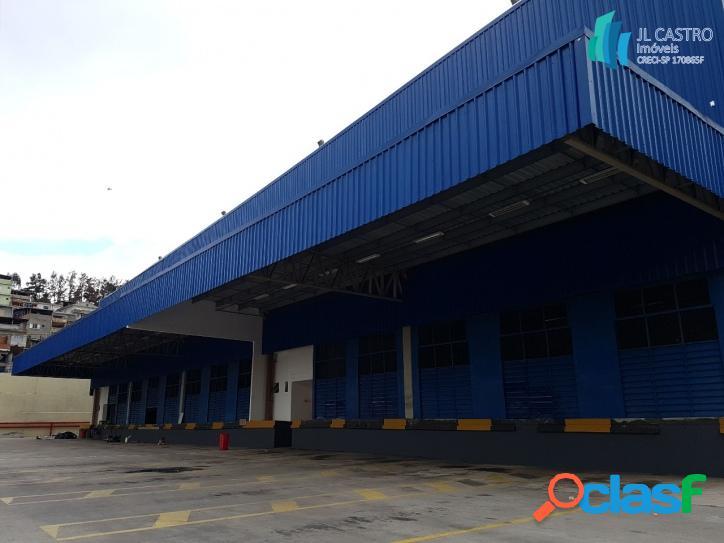 Galpão em Condomínio - Cajamar - Total Infraestrutura