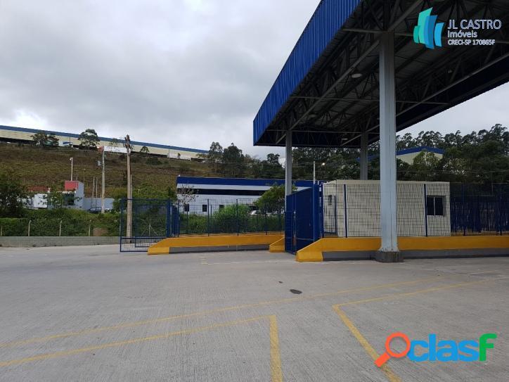 Galpão em Condomínio - Cajamar - Total Infraestrutura 1