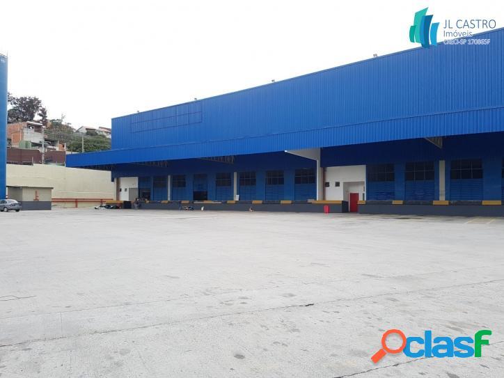Galpão em Condomínio - Cajamar - Total Infraestrutura 2