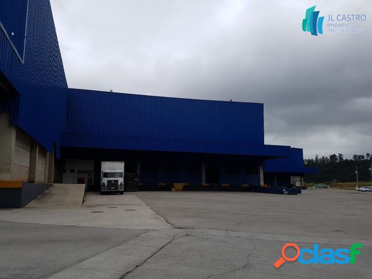 Galpão em Condomínio - Cajamar - Total Infraestrutura 3