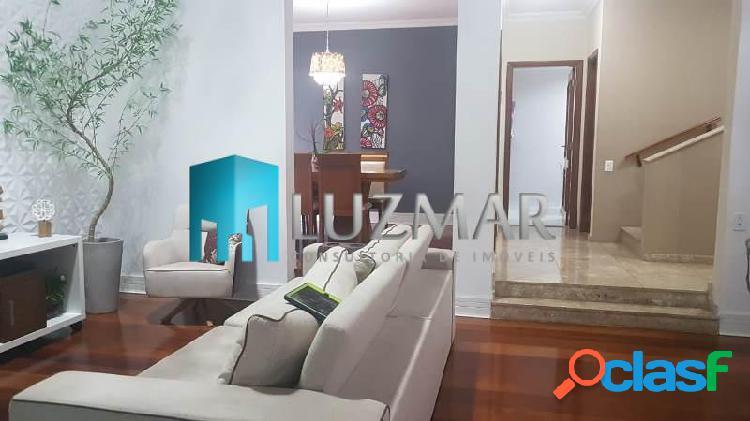 Casa em condomínio com 3 dormitórios no horto do ype parque munhoz
