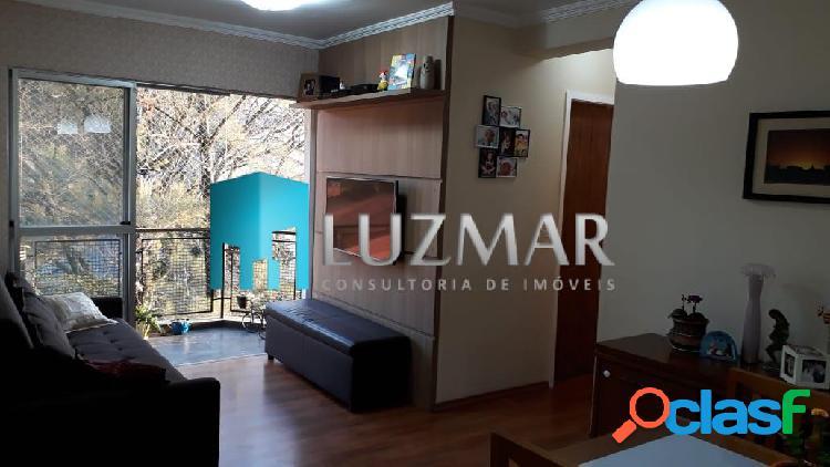 Excelente oportunidade - apartamento horto do ipê dois dormitórios 2 vagas