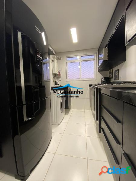 Venda de apartamento mobiliado residencial majestic - retiro - jundiaí