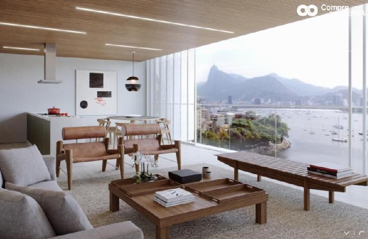Apartamento à venda no urca - rio de janeiro, rj. im244283