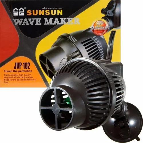 Bomba sunsun wave maker jvp-102a 5000 l/h circulação