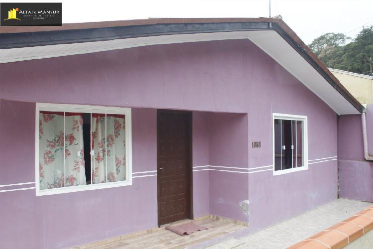 Casa à venda no vila cubas - tijucas do sul, pr. im109605