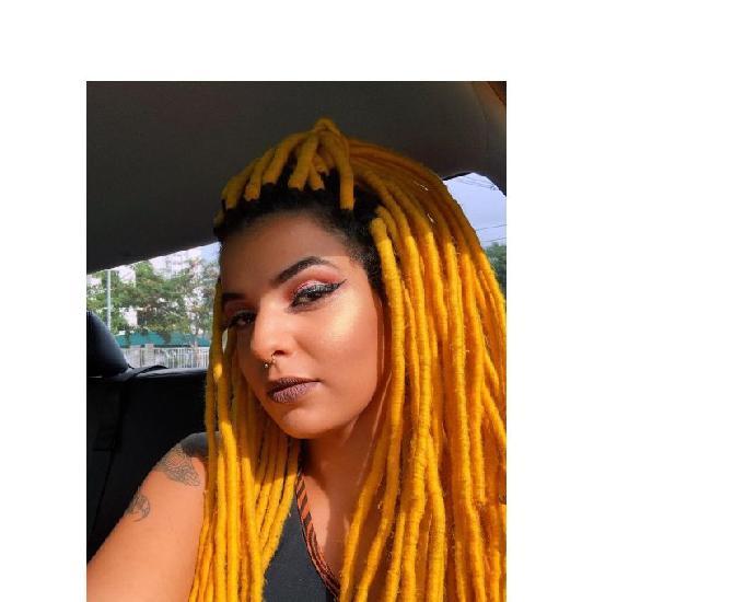 Curso para cabelereiro de tranças e dreads on line