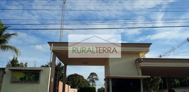 Lindo terreno no condomínio ipê - mgf imóveis