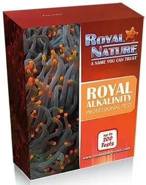 Royal nature teste marinho kh 200 test alkalinity