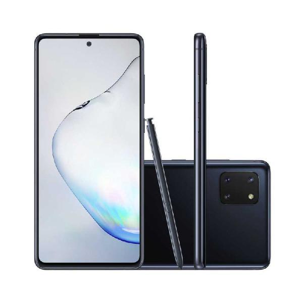 Smartphone samsung galaxy note 10 lite dual chip 128gb 6gb