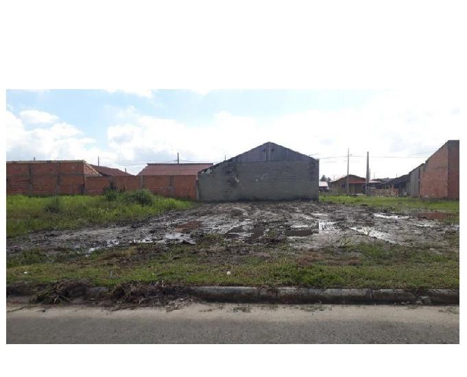 Terreno em araquari, 240 m², ft1191