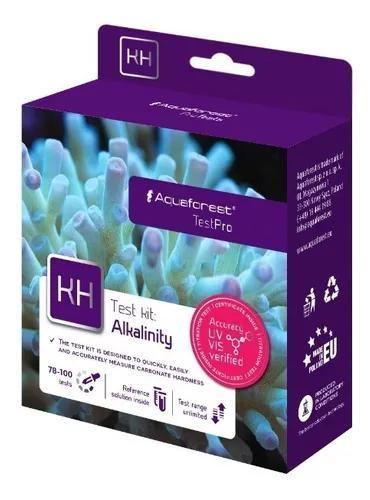 Teste aquaforest alcalinidade alkalinity kh test pro