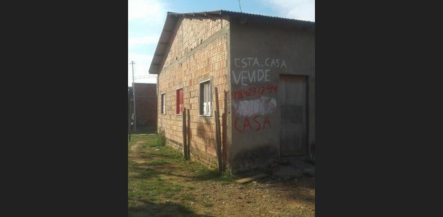 Vendo casa proxima a amadeo barbosa - mgf imóveis