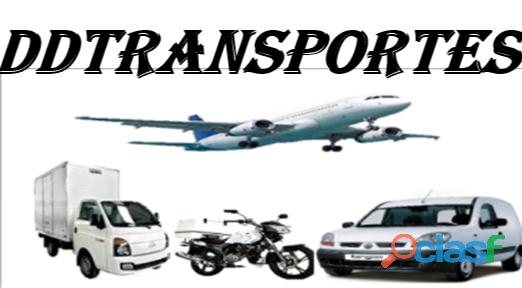 Ddtransportes entregas rapidas