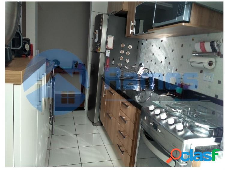 Apartamento com 2 dormitórios, cond. vista verde - cotia
