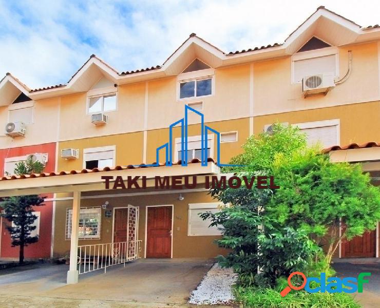 Casa em condomínio de 3 dormitórios com 91,52 m² e 1 vaga de garagem.