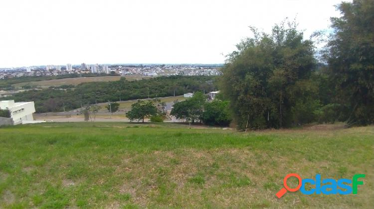 Lindo terreno de 1388m² - declive - condomínio fechado - Urbanova 1